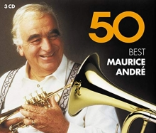 BEST Of MAURICE ANDRE - de MAURICE ANDRE