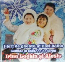 Flori de gheata si flori dalbe-Colinde si cantece de iarna - de Irina Loghin si Alesis