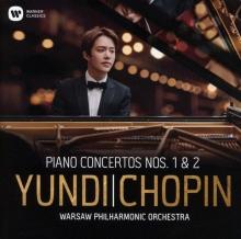 Chopin:Piano Concertos nos.1 & 2 - de Yundi Li/Warsaw Philharmonic Orchestra