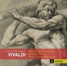 Vivaldi:Ercole sul Termodonte - de Didonato,Genaux,Damrau,Jarrousky,Vilazon/Europa Galante/Fabio Biondi