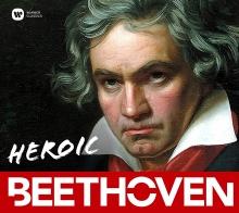 Beethoven:Heroic - de Pierre-Laurent Aimard,Elly Ameling,Janet Baker,Daniel  Barenboim,Rudolf Buchbinder etc