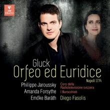 Gluck:Orfeo ed Euridice - de Philippe Jaroussky,Amanda Forsythe,Emoke Barath