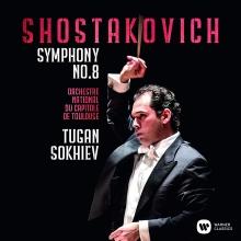 Shostakovich : Symphony No. 8 - de Tugan Sokhiev - Orchestre National Du Capitole De Toulouse