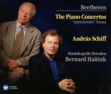 Beethoven: The Piano Concertos  - de Andras Schiff