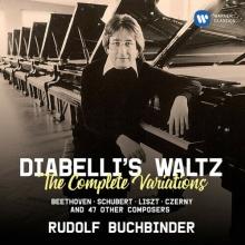 Diabelli's Waltz: The Complete Variations - de Rudolf Buchbinder