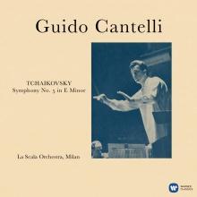 Tchaikovsky: Symphony No. 5 - de Guido Cantelli