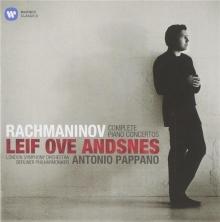 Rachmaninov - Complete Piano Concertos - de Leif Ove Andsnes