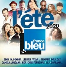 L'ete France bleu 2020 - de Julien Dore,Alain Souchon,Julien Clerc,Sia,Ub40,Coldplay,Opus,Lene Marlin etc.