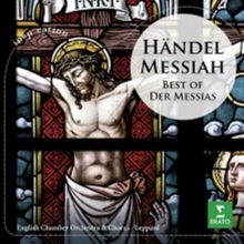 Handel:Messiah-Best of Der Messias - de Raymond Leppard/English Chamber Orchestra
