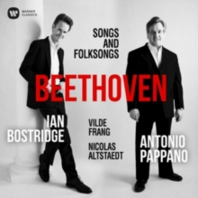 Beethoven - de Ian Bostridge & Antonio Pappano