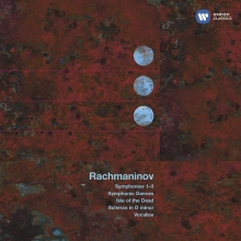 Rachmaninov:Symphonies 1-3/Symphonic dances/Isle of the Dead/Scherzo in D minor/Vocalise - de Mariss Jansons/St.Petersburg Philharmonic Orchestra