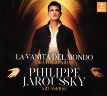 La Vanita del Mondo:Oratorio Arias - de Philippe Jaroussky