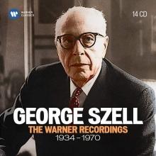 The Warner Recordings 1934-1970 - de George Szell