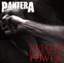 Vulgar Display of Power - de Pantera