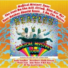 Magical mystery tour - de The Beatles