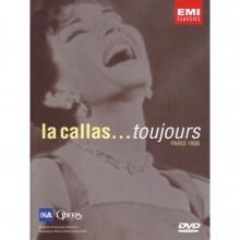 La Callas...Toujours - de Paris 1958