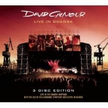 Live in Gdansk ( 2 Cd & 1 Dvd) - de David Gilmour