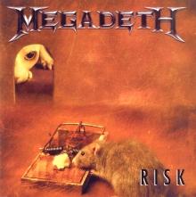 Risk - de Megadeth