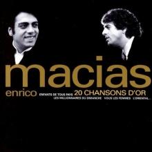 20 Chansons d or - de Enrico Macias