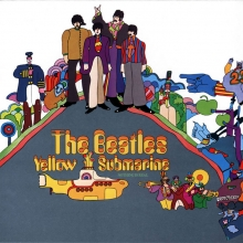 Yelow Submarine - de Beatles