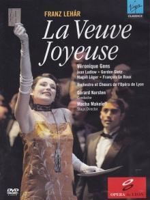 Lehar:La Veuve Joyeuse - de Veronique Gens,Ivan Ludlow,Gordon Gietz