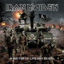 A Matter of life and death - de Iron Maiden