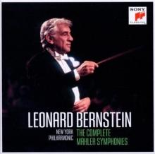 Leonard Bernstein - de The Complete Mahler Symphonies