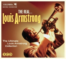 The Real-The Ultimate Collection - de Louis Amstrong