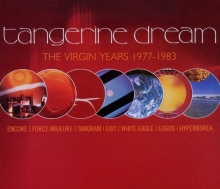 The Virgin Years 1977-1983 - de Tangerine Dream