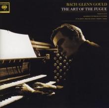 Bach: The Art of the Fugue - de Glenn Gould