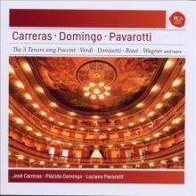 The 3 Tenors sing Puccini-Verdi-Donizetti-Bizet-Wagner - de Carreras-Domingo-Pavarotti