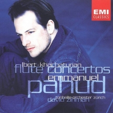Khachaturian,Ibert: Flute Concertos - de Emmanuel Pahud,David Zinman