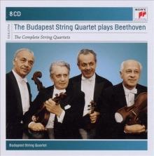 The Budapes  String Quartet plays Beethoven - de The Complete String Quartets