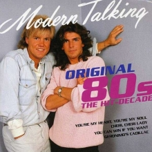 Original 80-the hit decade - de Modern Talking