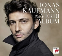 The Verdi album - de Jonas Kaufmann