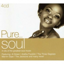 Pure..Soul - de Al Green,Aretha Franklin,Marvin Gaye erc