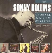 Original Album Classics  - de Sonny Rollins