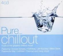 Pure...chillout - de  Featuring Groove Armada,Faithless,Jeff Buckley,Miles Davis,Fleetwood Mac,Leftfield etc