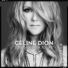 Loved me back to life - de Celine Dion
