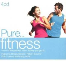 Pure....fitness - de Featuring Britney Spears,Pitbull,Survivor,Pink,Journey etc