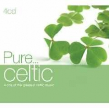 Pure...celtic - de Featuring James Galway,Clannad,Christy Moore,The Chieftains etc