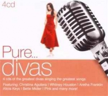 Pure...divas - de Featuring Christina Aguilera,Whitney Houston,Aretha Franklin,Alicia Keys etc