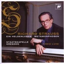 Richard Strauss:Ein Heldenleben,Metamorphosen - de Fabio Luisi,Staatskapelle Dresden