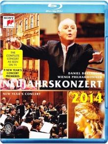 New Year\'s Concert 2014 - de Daniel Barenboim-Wiener Philharmoniker