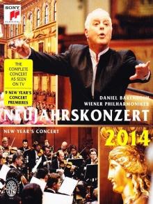 New Year\'s Concert 2014 - de Daniel Barenboim - Vienna Philharmoniker