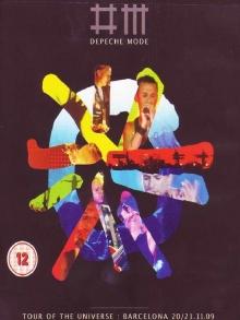 Tour of the universe-Barcelona  20/21.11.2009 - de Depeche Mode