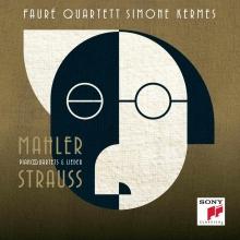 Mahler/Strauss-Piano Quartett - de Faure Quartett ,Simone Kermes