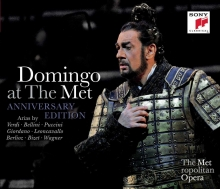 Placido Domingo at The Met - de Verdi-Bellini-Puccini-Giordano-Bizet-Wagner