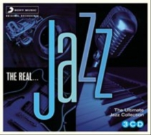 The Real...Jazz - de Tony Bennett,Peggy Lee,Billie Holiday,Stan Getzetc,