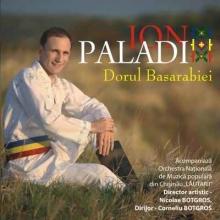 Dorul Basarabiei - de Ion Paladi